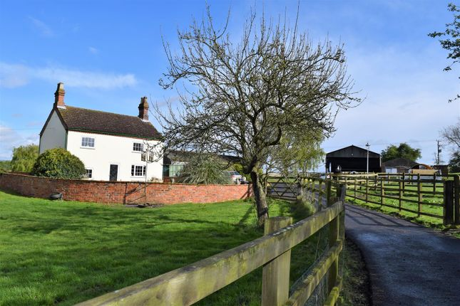 Thumbnail Detached house for sale in Station Road, North Kelsey Moor, Market Rasen