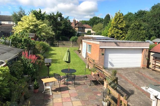 Thumbnail Bungalow for sale in Mansfield Road, Hasland, Chesterfield