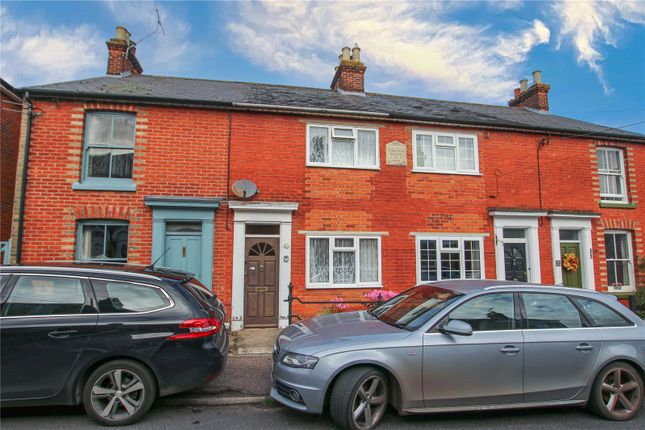 Thumbnail Terraced house for sale in Regent Street, Rowhedge, Colchester