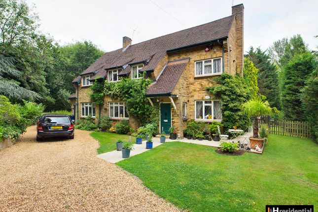 Thumbnail Detached house for sale in Potter Street Hill, Pinner