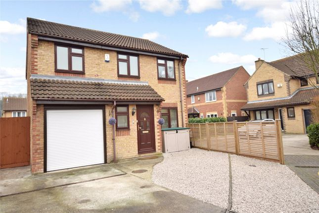 Thumbnail Detached house for sale in Bullivant Close, Greenhithe, Kent