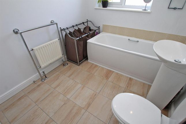 Bathroom of Kenrick Road, Mapperley, Nottingham NG3