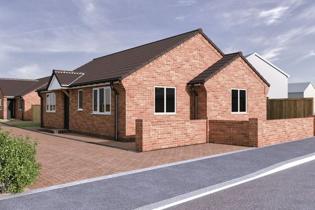3 bed detached bungalow for sale in Battle Green, Epworth, Doncaster DN9