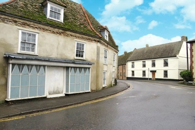 Thumbnail Detached house for sale in Church Street, Isleham, Ely