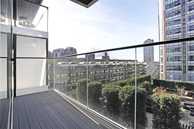 1 bed flat to rent in The Heron, Moorgate EC2Y