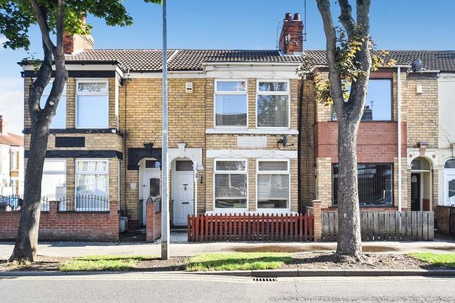 2 bed terraced house for sale in Southcoates Avenue, Hull HU9