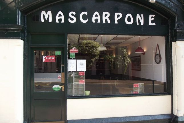 Restaurant/cafe for sale in Abbey, Torbay Road, Torquay