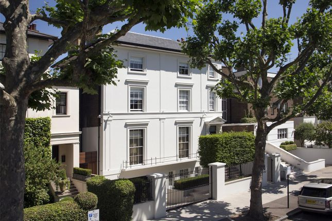 Detached house for sale in Hamilton Terrace, London