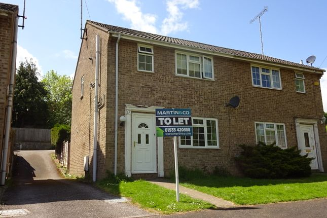 Thumbnail Semi-detached house to rent in Portreeve Drive, Yeovil