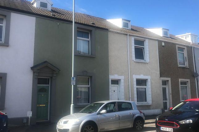 Oxford Street, Swansea SA1