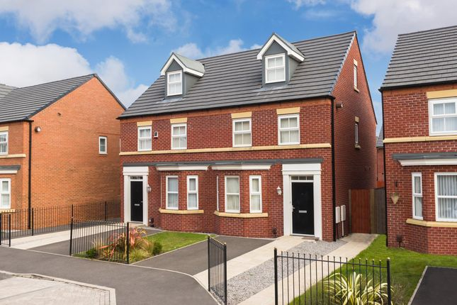 """Thumbnail Semi-detached house for sale in """"Newsham"""" at Foley Street, Kirkdale, Liverpool"""