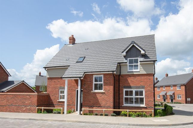 Thumbnail Detached house for sale in Plot 4, The Elder, The Orchards
