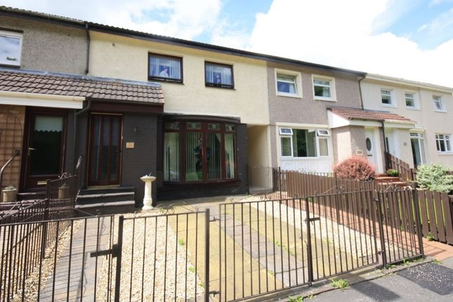 Thumbnail Terraced house to rent in North Calder Road, Uddingston, Glasgow