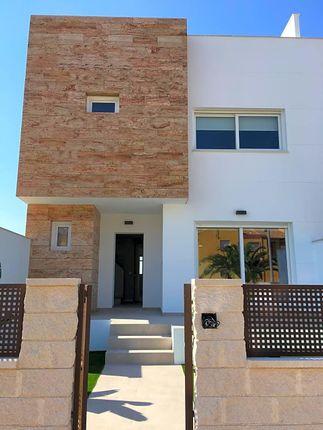Facade of El Salero 30740, San Pedro Del Pinatar, Murcia