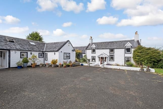 Thumbnail Detached house for sale in Houston Road, Langbank, Port Glasgow