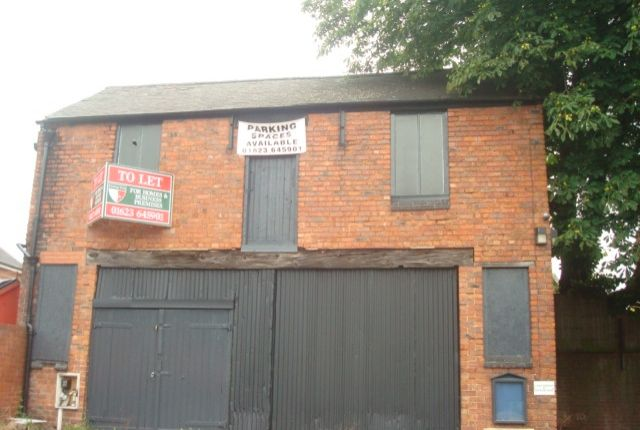 Commercial property to let in Church Lane, Mansfield