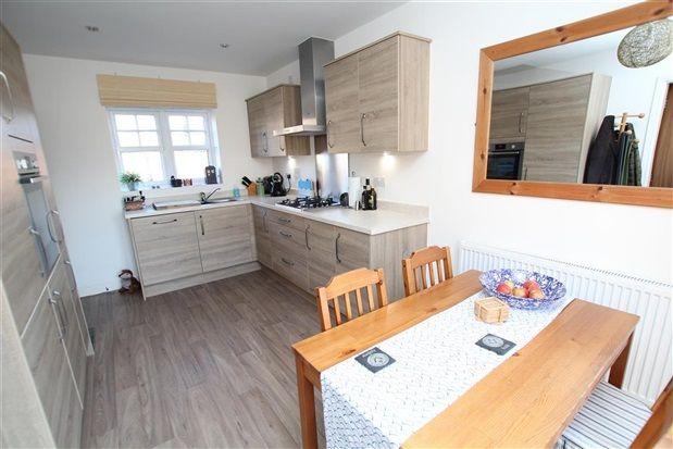 Dining Kitchen of Barley Close, Cottam, Preston PR4