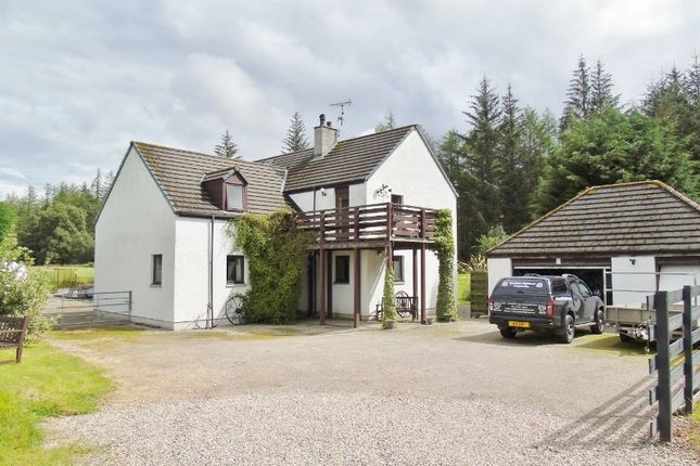 Thumbnail Detached house for sale in Duncanston, Dingwall