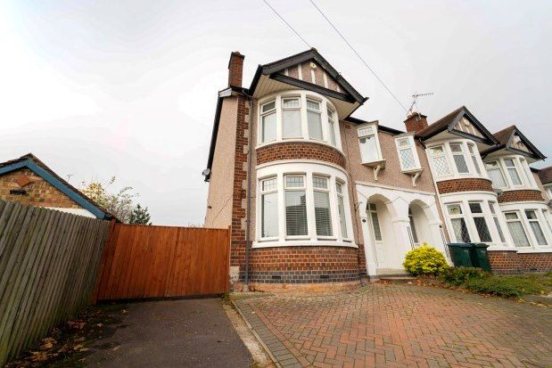 Thumbnail 3 bed property to rent in Anthony Way, Coventry