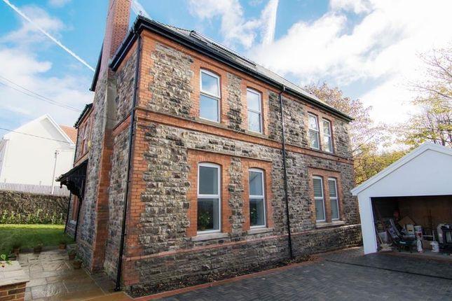 Thumbnail Detached house to rent in Church Street, Penydarren, Merthyr Tydfil