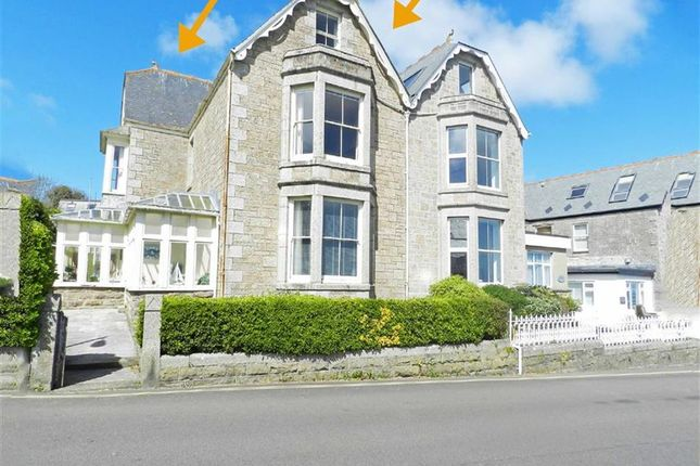 Thumbnail Semi-detached house for sale in Talland Road, St. Ives