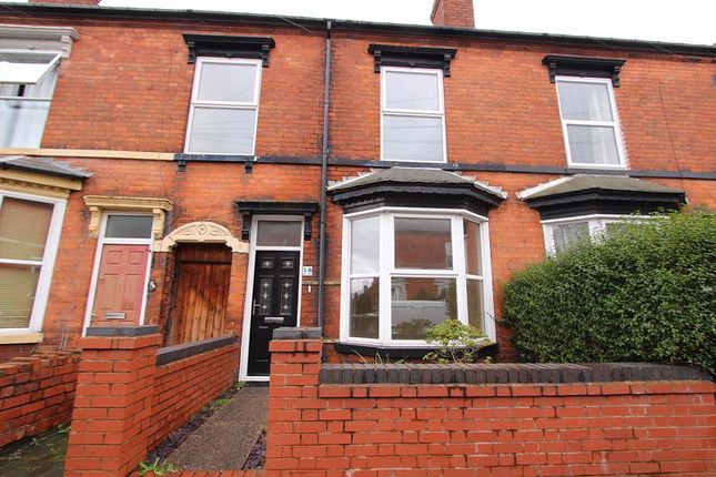 Thumbnail Terraced house to rent in Westbourne Street, Walsall
