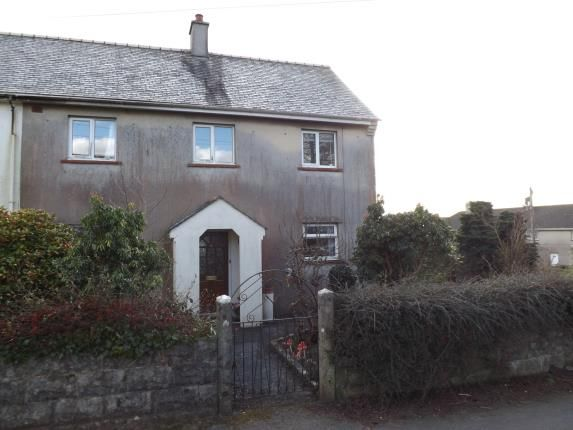 Thumbnail End terrace house for sale in Bere Alston, Yelverton