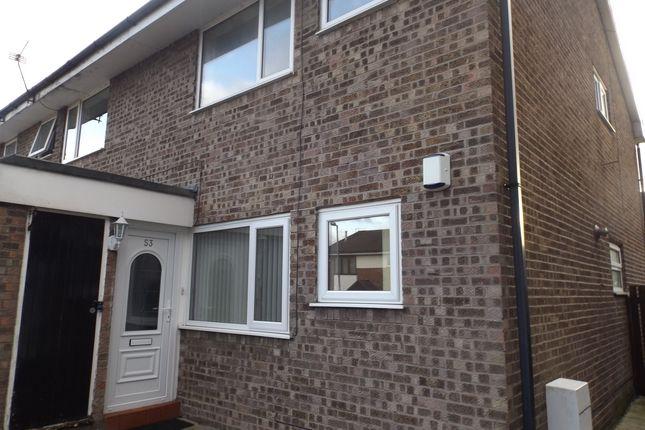 Thumbnail Flat to rent in Broadhurst, Denton