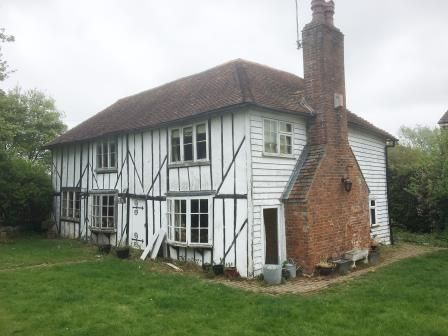 Thumbnail Detached house for sale in Hornash, Hornash Lane, Shadoxhurst, Ashford, Kent