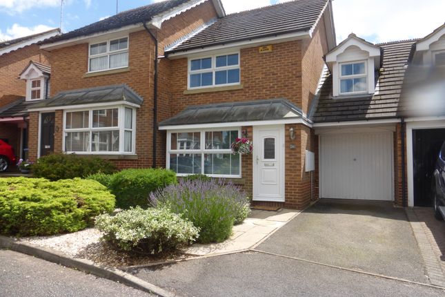 Thumbnail Terraced house for sale in Simmons Court, Aylesbury