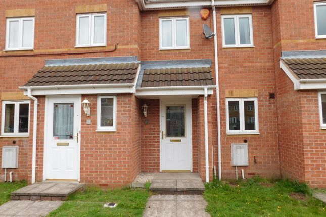 Thumbnail Town house to rent in Heathfield Way, Mansfield