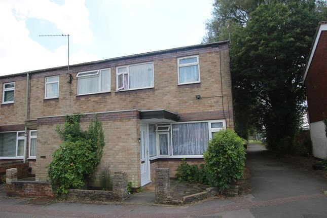 Thumbnail End terrace house for sale in Trident Drive, Houghton Regis, Dunstable