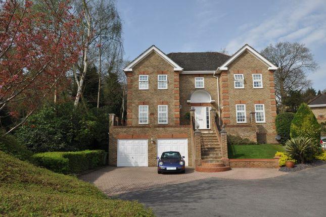 Thumbnail Detached house to rent in Allen House Park, Hook Heath, Woking