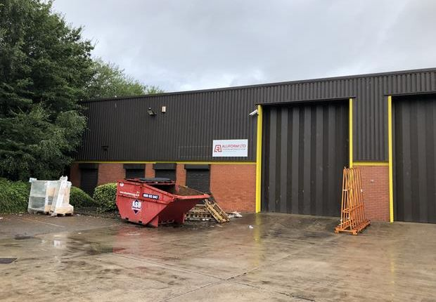Thumbnail Light industrial to let in Unit 12, Poole Hall Industrial Estate, Poole Hall Road, Ellesmere Port