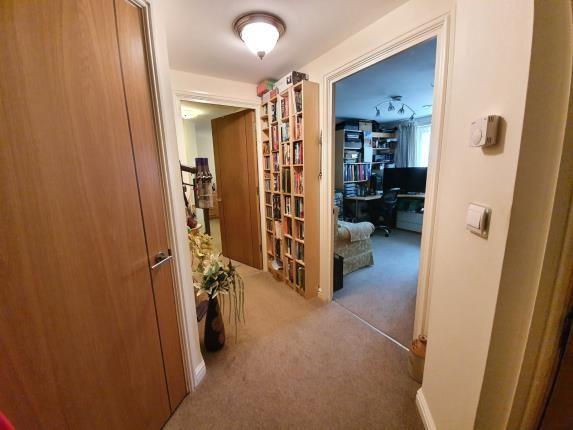 Hallway of Brook Court, Bradley Stoke, Bristol, Gloucestershire BS32