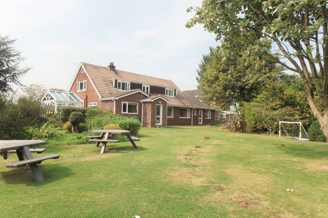 Thumbnail Detached house for sale in Shebdon, Stafford