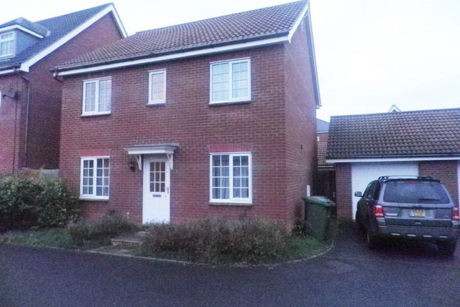Thumbnail Detached house to rent in George Road, Thetford