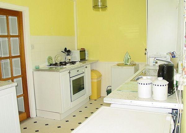 Kitchen of 3-5 St John Street, Creetown DG8