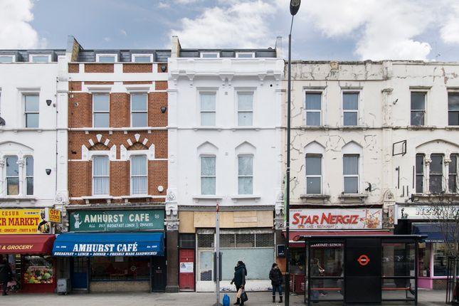 Thumbnail Retail premises to let in Amhurst Road, London