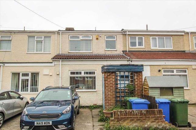 Thumbnail Terraced house for sale in Storey Street, Cramlington