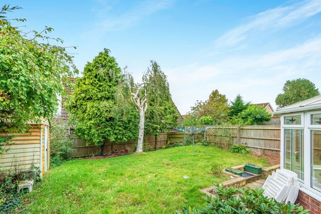 Thumbnail Detached house for sale in Huntingdon Way, Burgess Hill