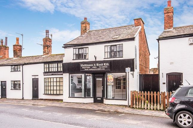 Thumbnail Retail premises for sale in 25 Botanic Road, Churchtown, Southport