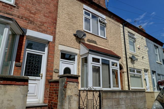 Thumbnail Terraced house for sale in Elnor Street, Langley Mill, Nottingham