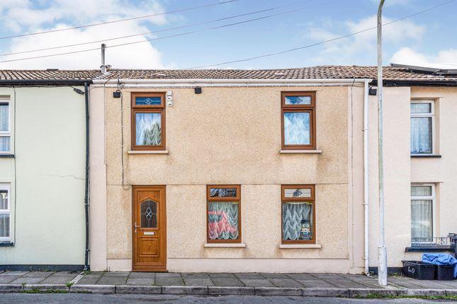 Thumbnail Terraced house for sale in Alma Street, Dowlais, Merthyr Tydfil
