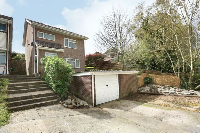 Thumbnail Detached house for sale in Holmwood Avenue, Plymstock, Plymouth