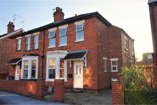 Thumbnail Semi-detached house for sale in Linden Road, Gloucester