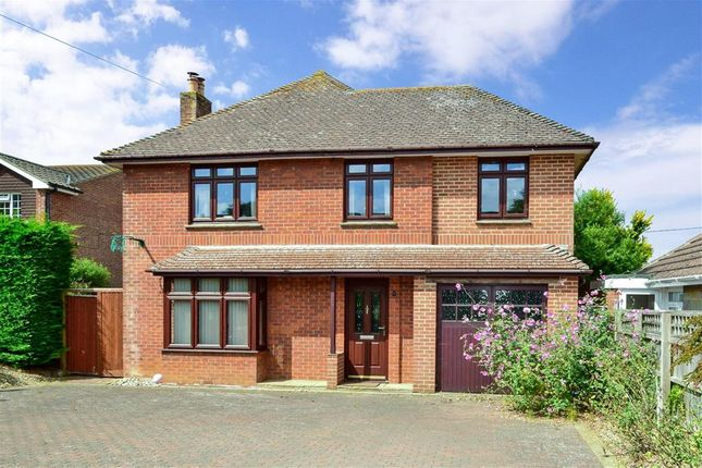 Thumbnail Detached house for sale in Alverstone Road, Apse Heath, Isle Of Wight