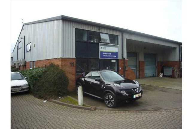 Thumbnail Office to let in Martinfield Business Centre, Welwyn Garden City
