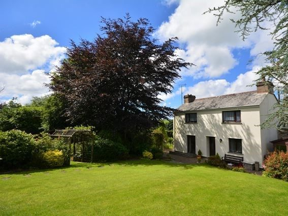 Thumbnail Detached House For Sale In Camelford Cornwall England