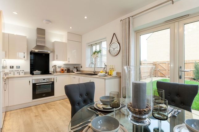 "3 bedroom semi-detached house for sale in ""The Staunton Sp"" at Deardon Way, Shinfield, Reading"